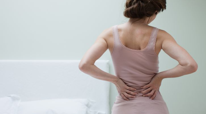 Low back pain occurs from too much spinal movement and not enough hip movement